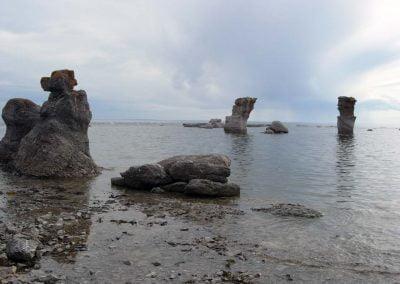 Kayak de mer Archipel Mingan