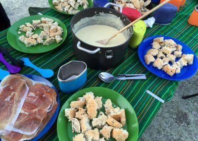 Formation cuisine en plein air