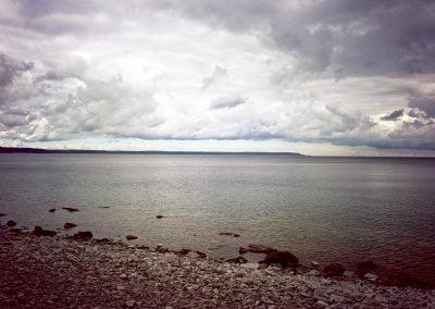 Baie Géorgienne - kayak de mer